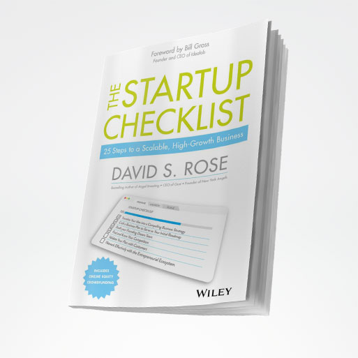 the startup checklist 25 steps to a scalable high growth business